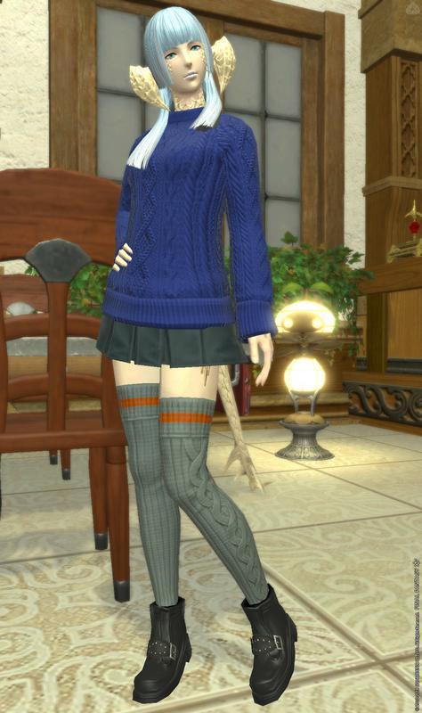 セーター買いました