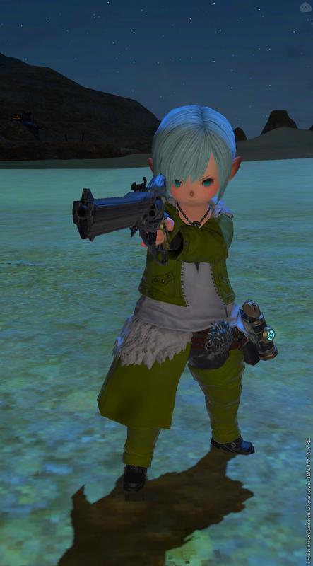 「せめてゲームの中でくらい、銃口に向かって死んで見せろ!」