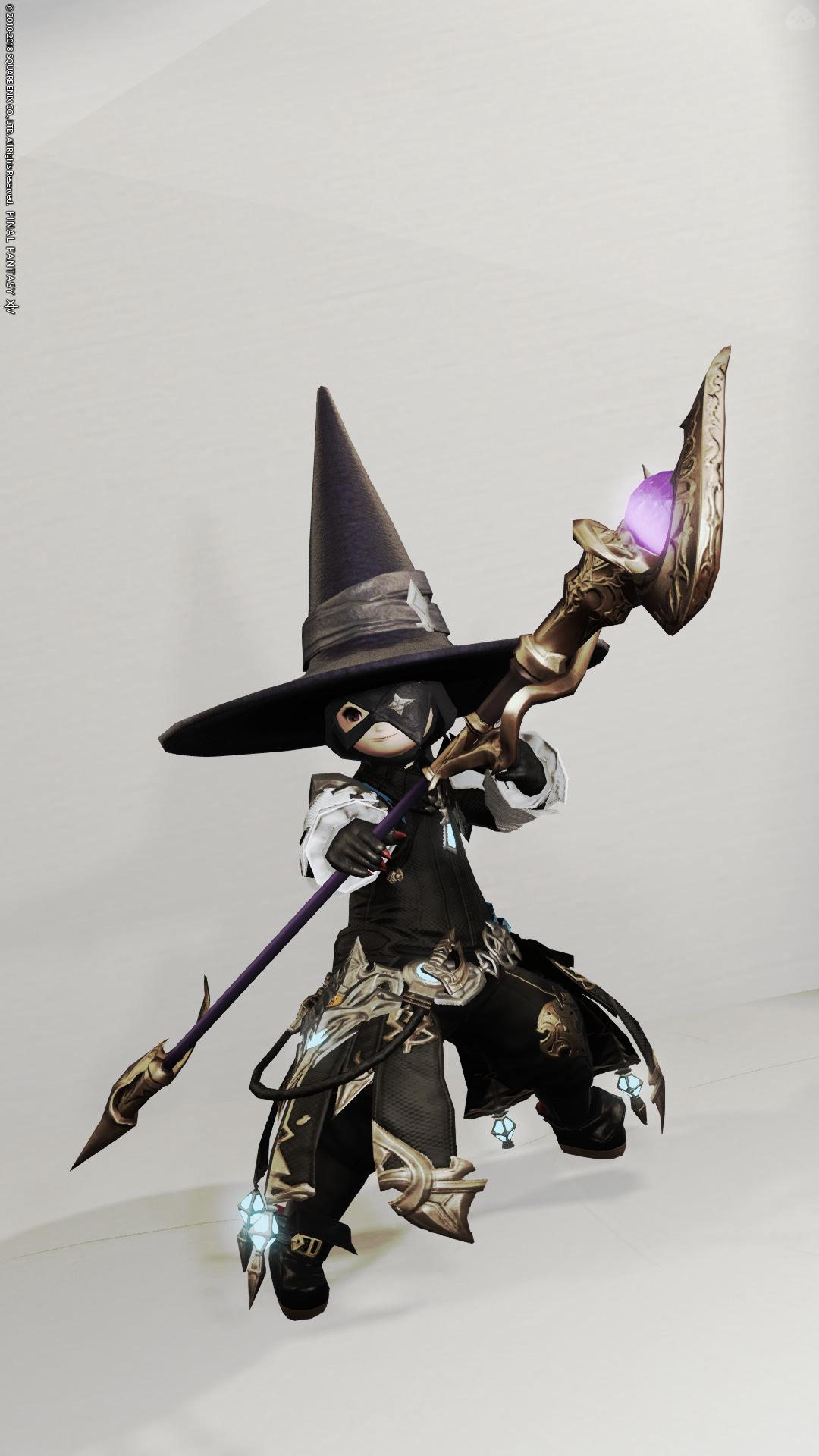 隠匿されし闇の魔術師