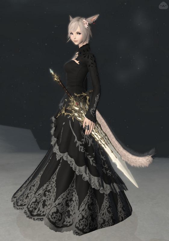 漆黒の令嬢