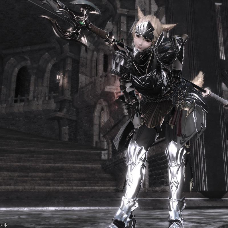 軽鎧系竜騎士