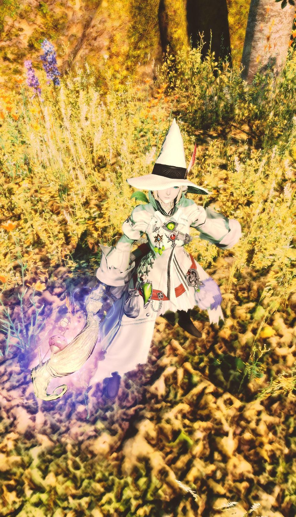 緑衣の魔導士