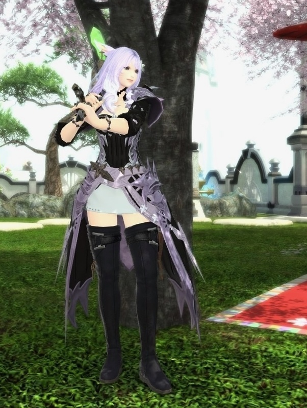 RPG女戦士風