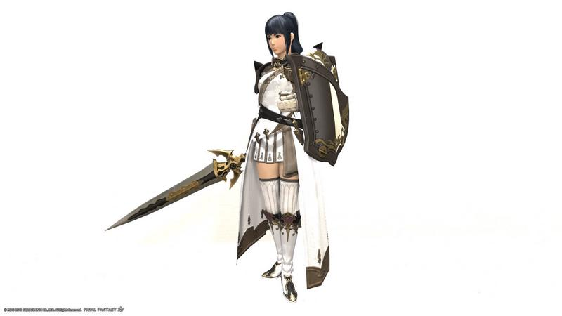 白金の自由騎士
