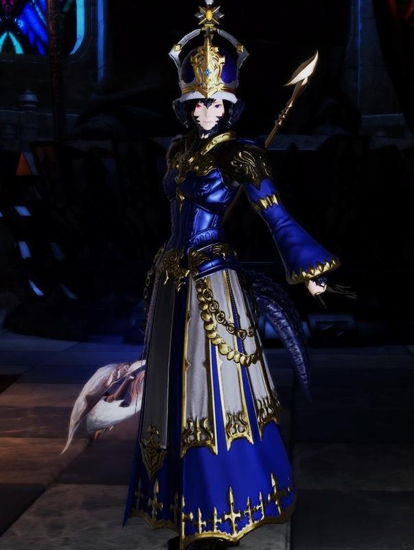 ゴルディオン高位神官
