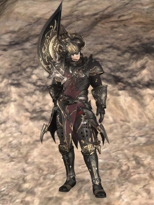 黒鉄の戦士