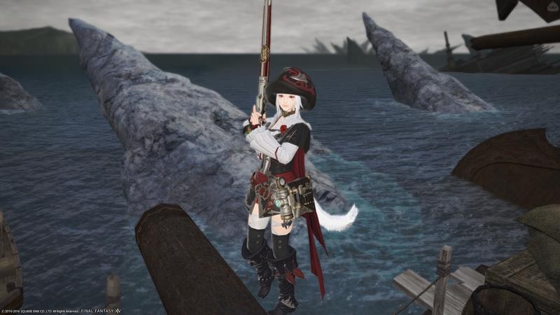 なんちゃって海賊風?