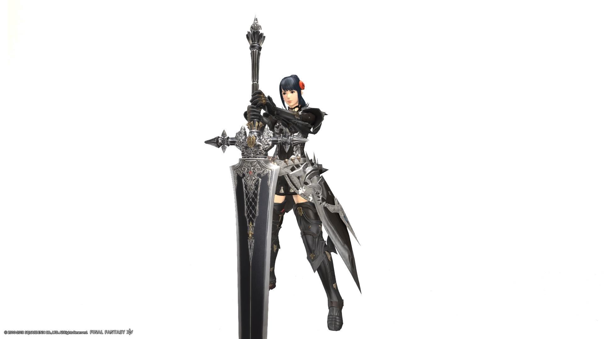 黒金の暗黒騎士