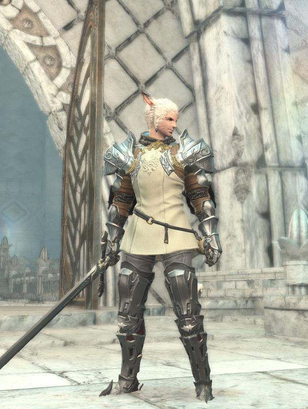 白銀の自由騎士