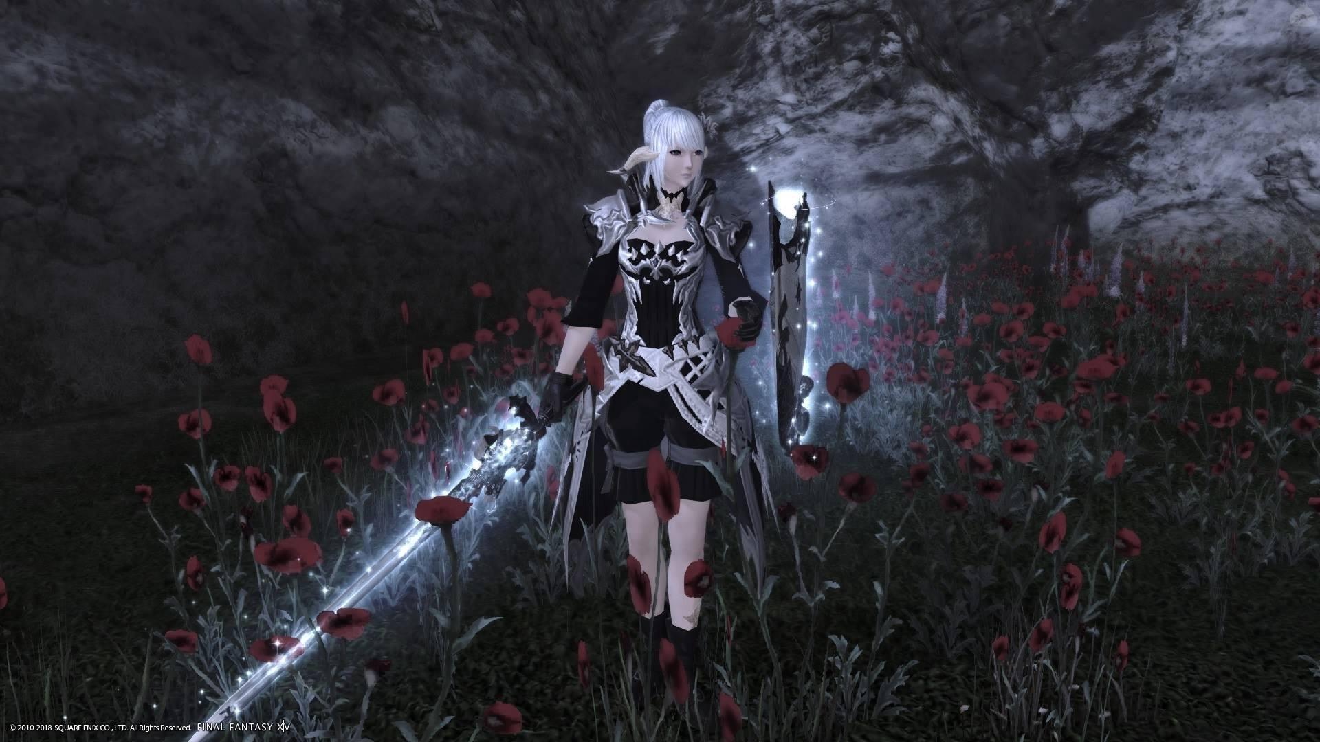 白の姫騎士的な?