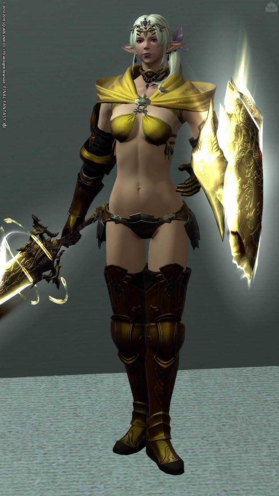 黄金の姫騎士