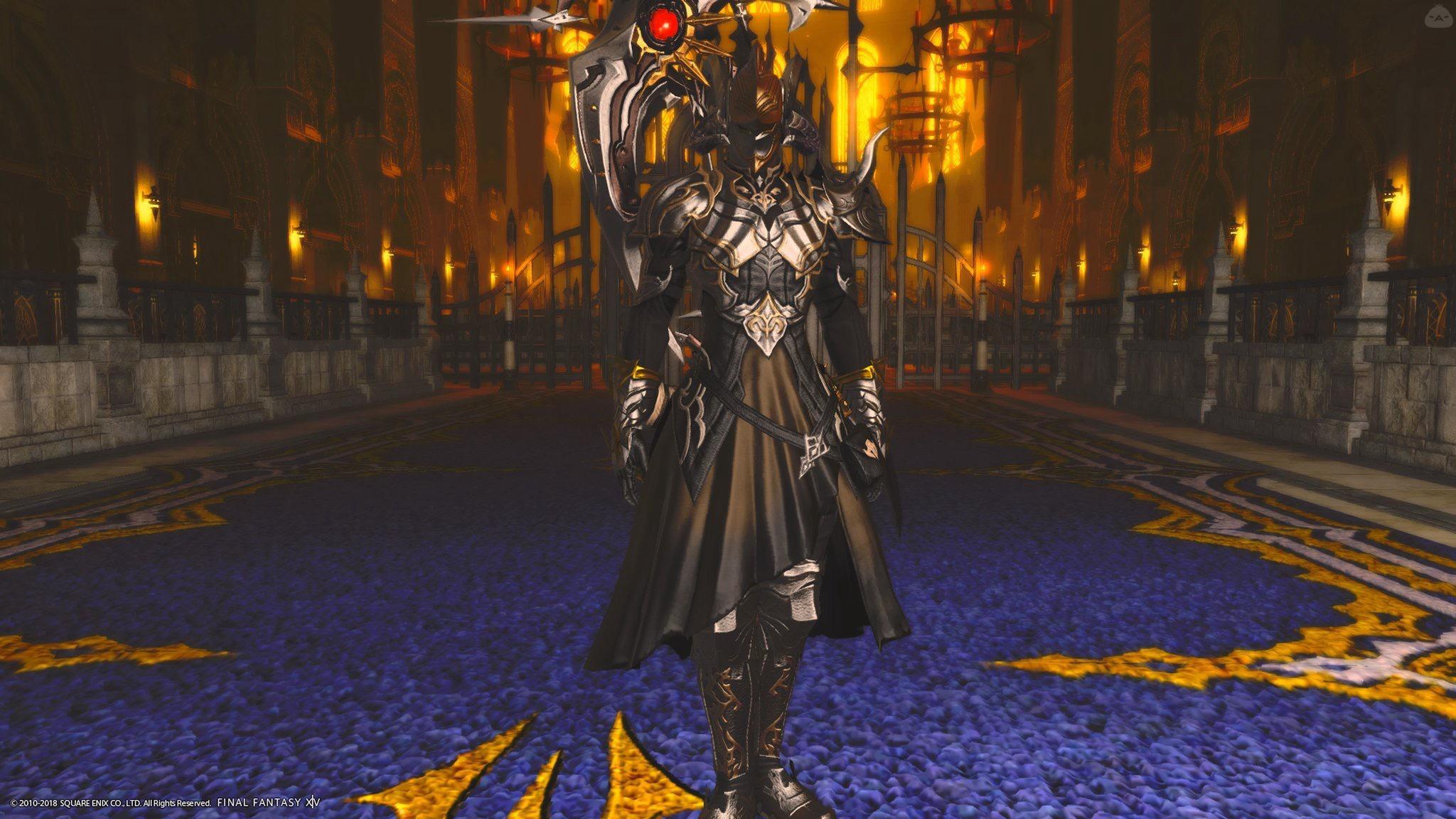 大弓の騎士