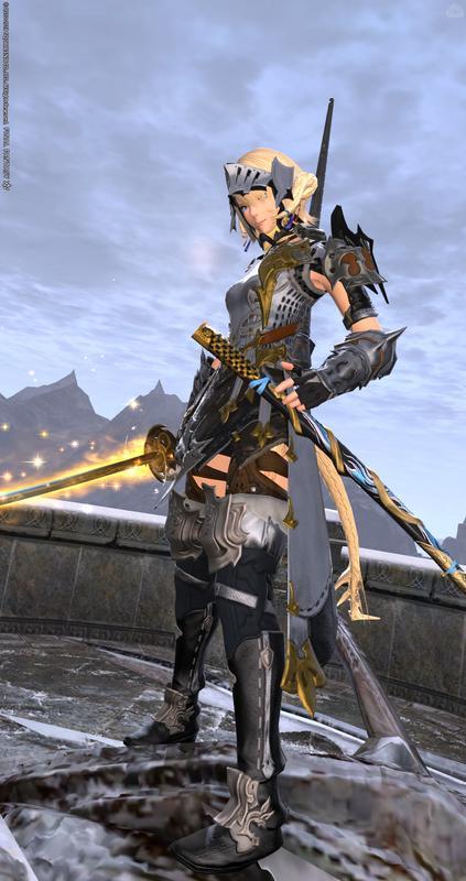 皇都の騎士(侍)