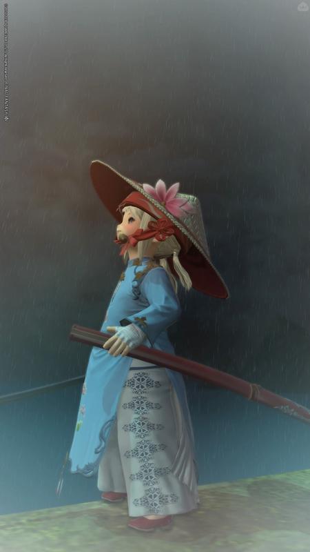 東洋の剣士