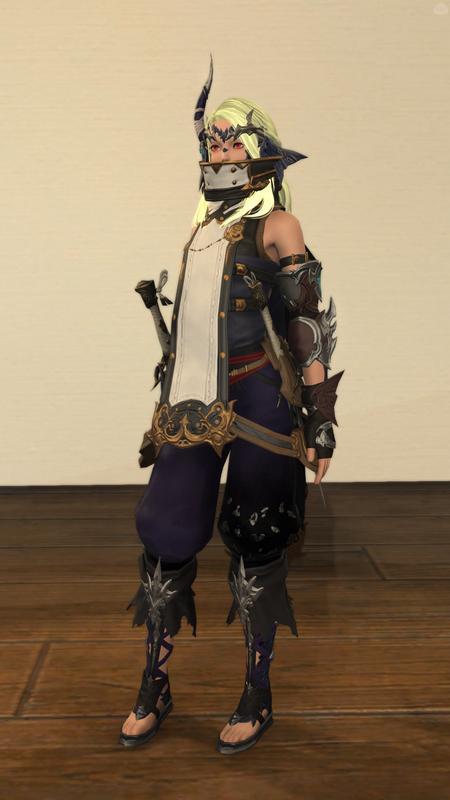 ファンタジーRPGによくある忍者