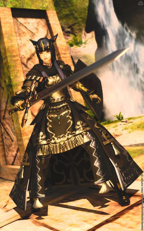古代帝国の騎士