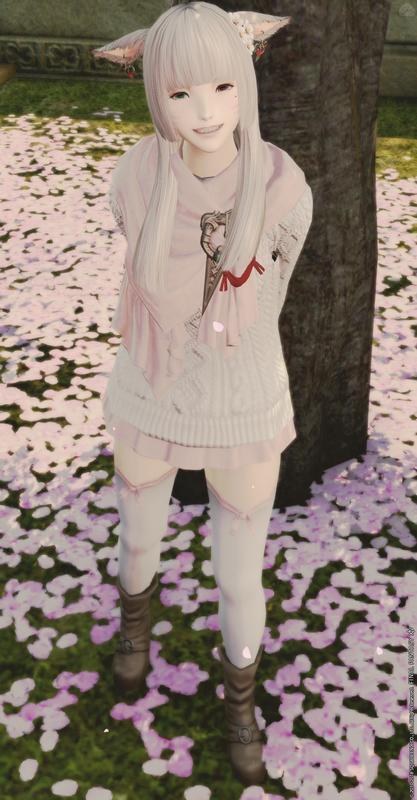 Le printemps et moi