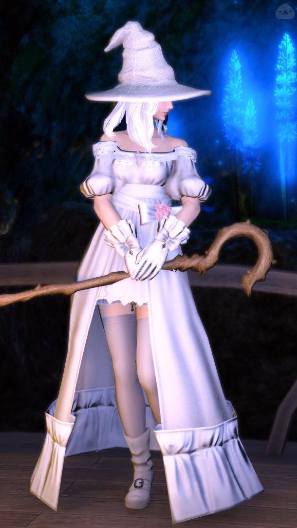 隠然たる白魔女