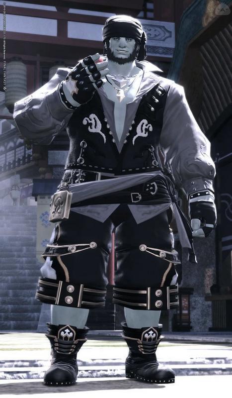 貿易商人【海賊】
