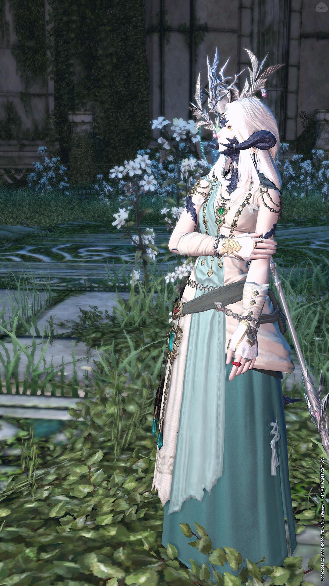 mermaid's bouquet