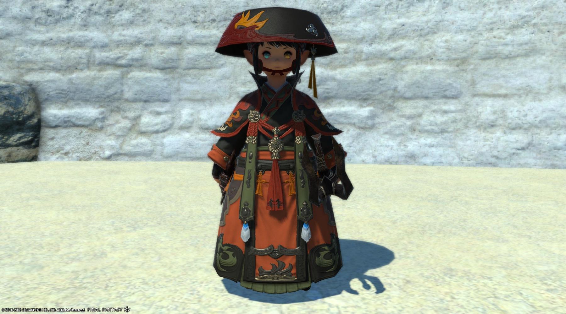 紅蓮の赤魔道士