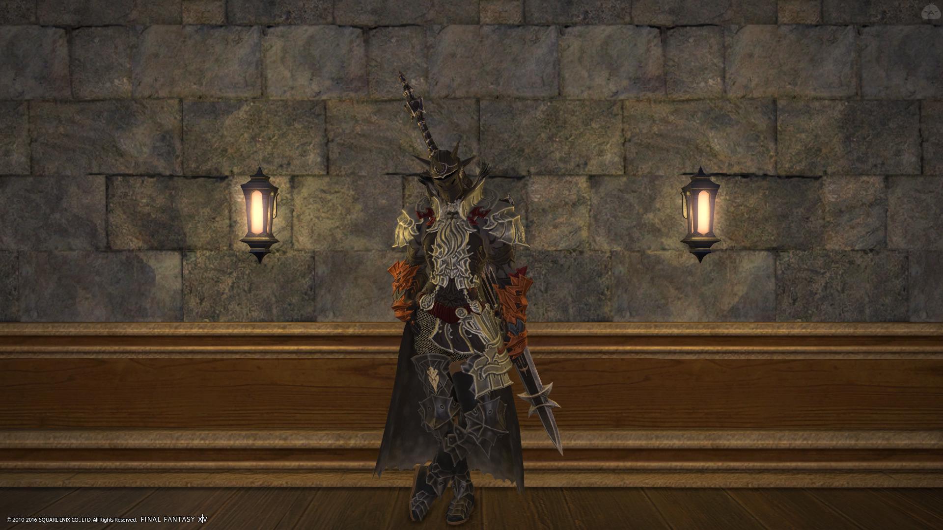 the・暗黒騎士