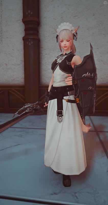 白黒姫ナイト