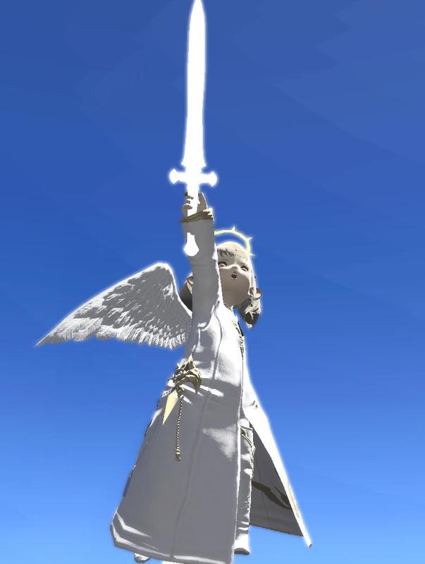聖天使ララフェル様