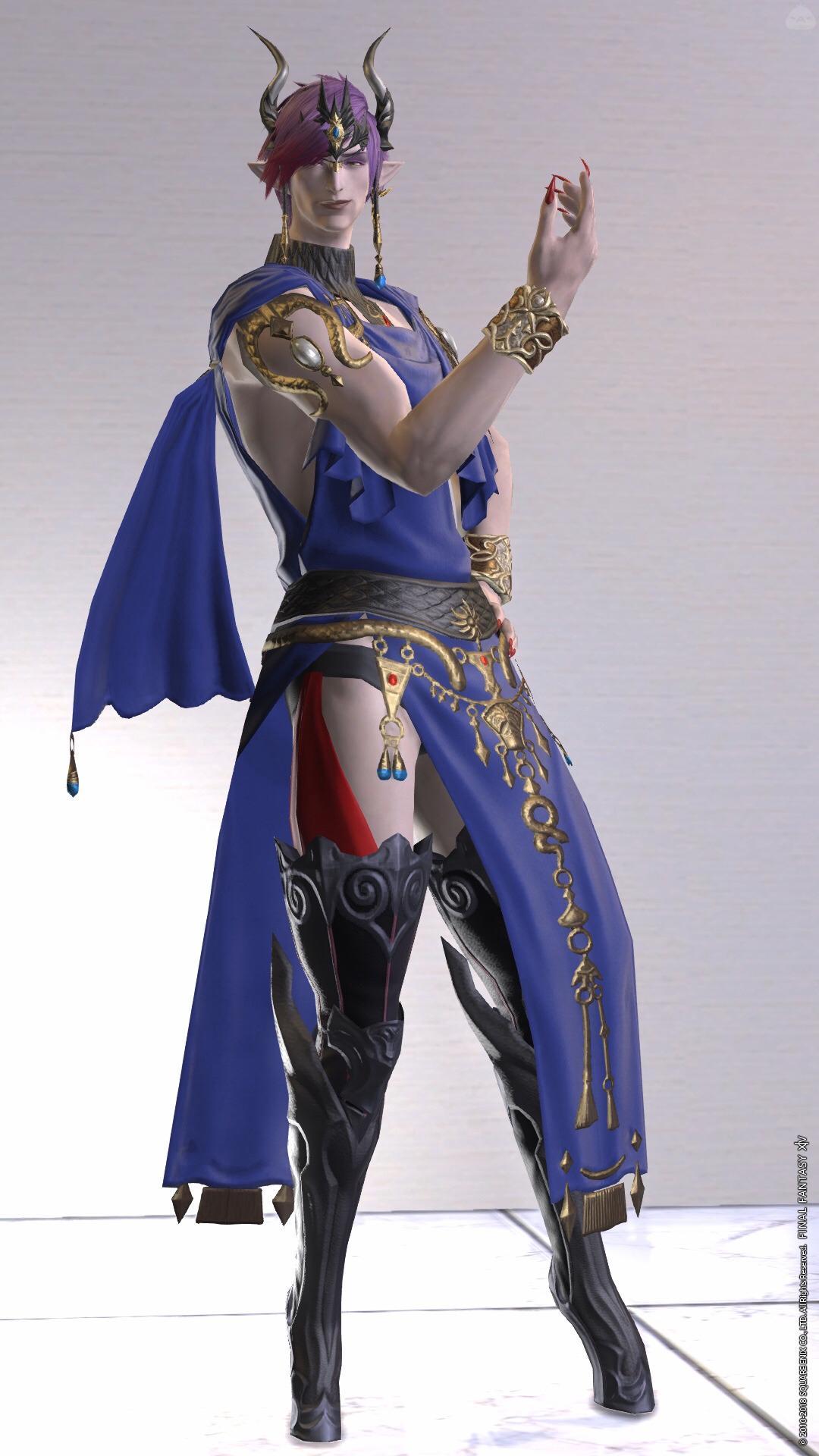 古代の女神