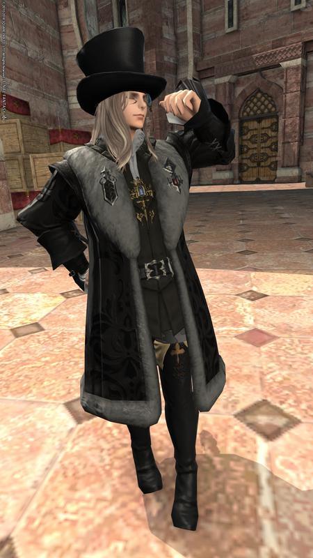 黒魔道紳士
