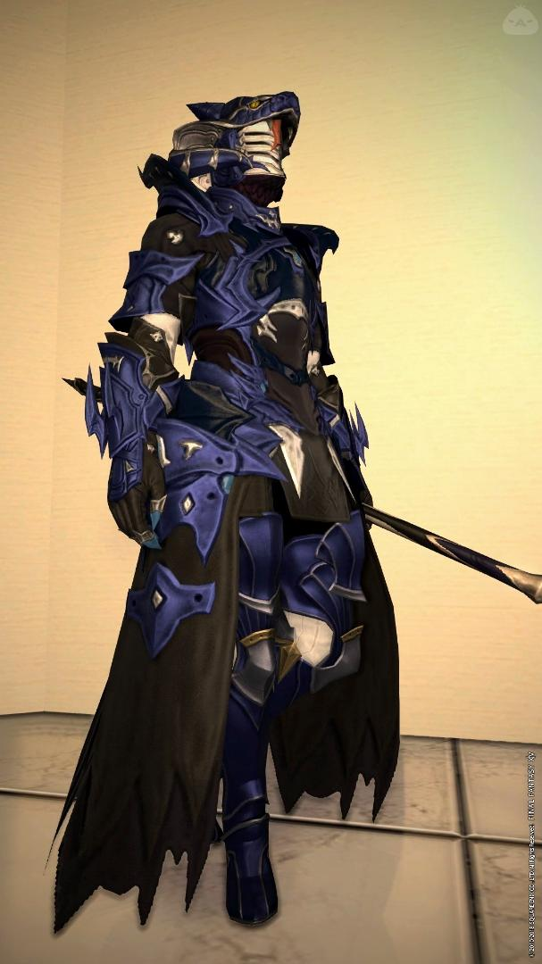 Blue Dragoon
