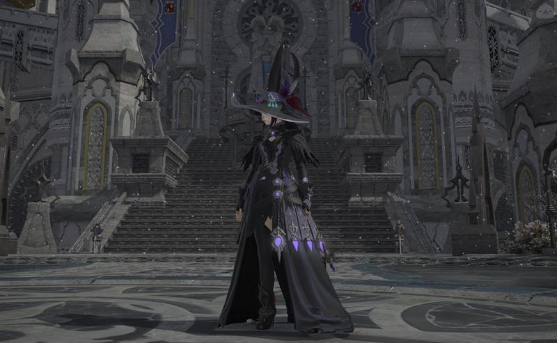 黒衣の未亡人