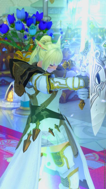王道な女騎士をイメージ!