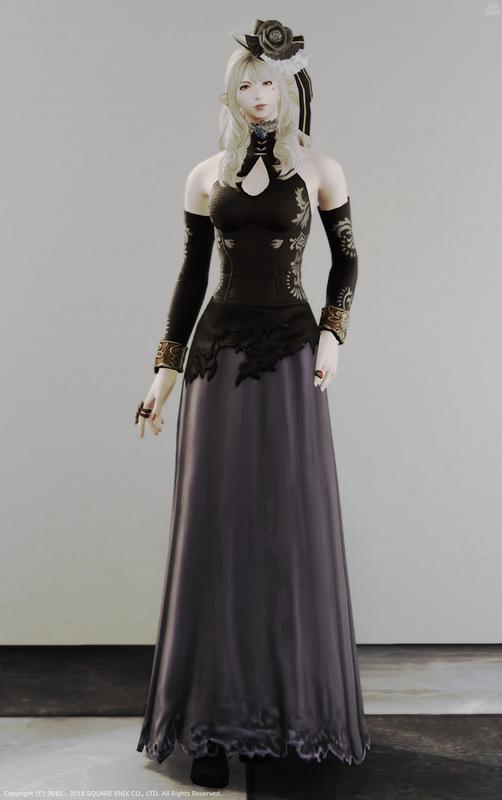 カミーズドレス