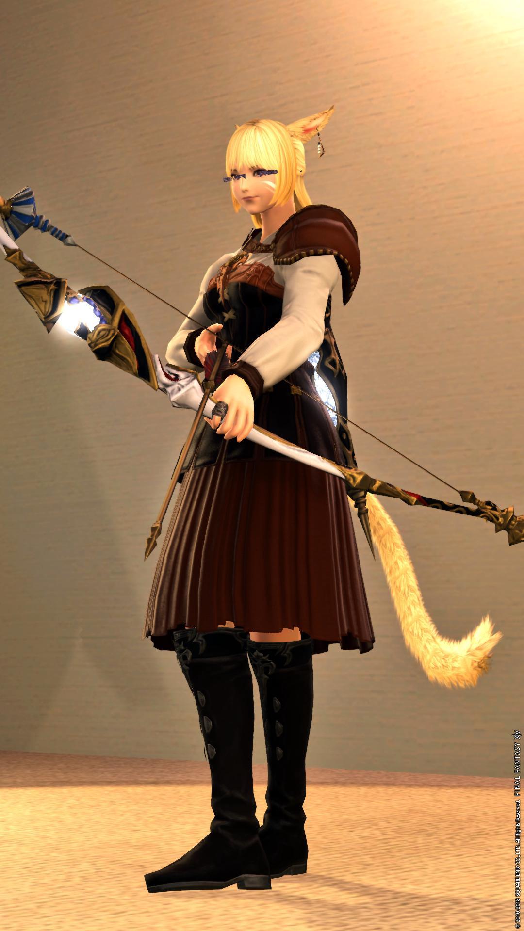 イヴァリース弓兵