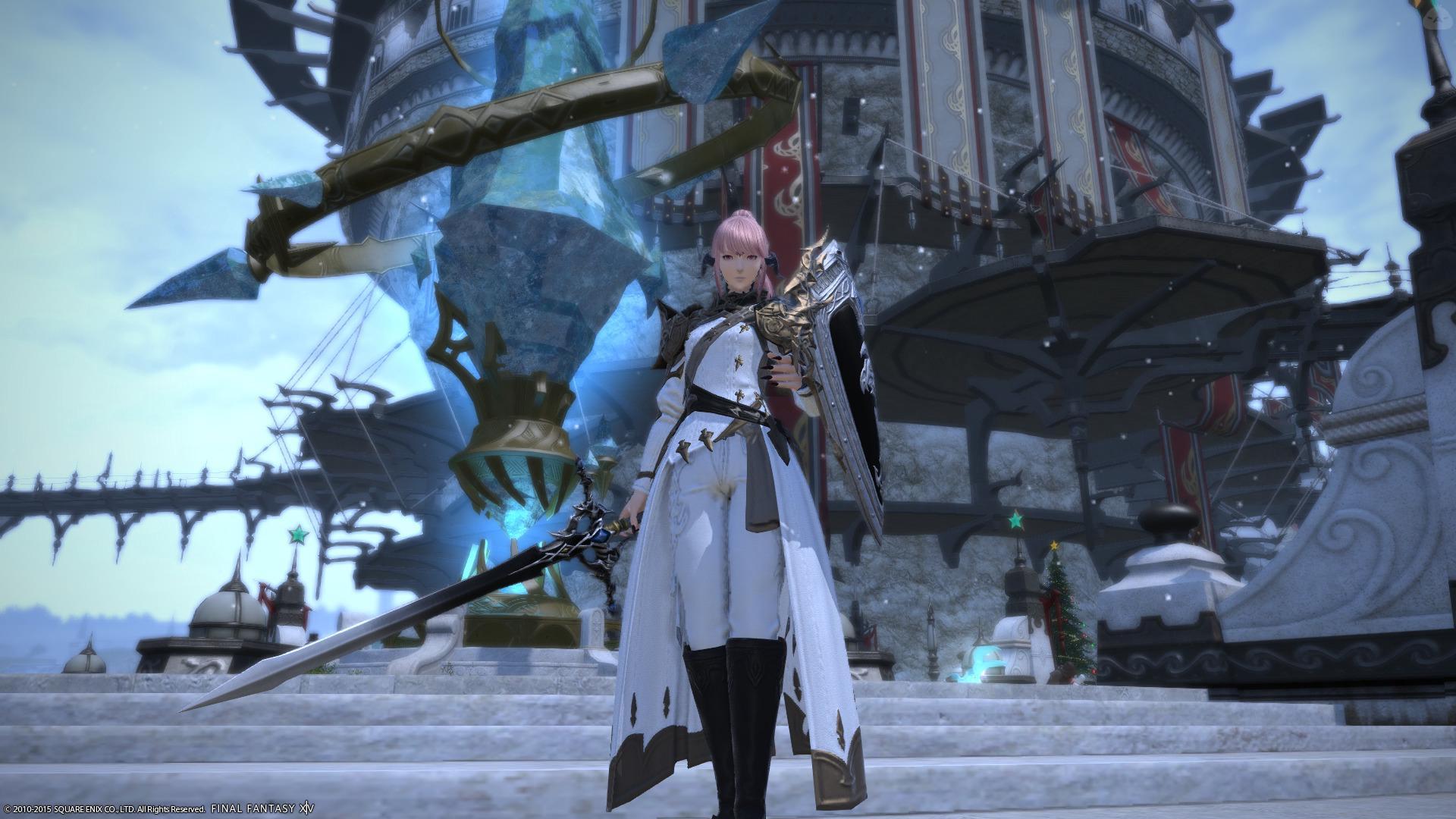 どこかにいそうな姫騎士装備