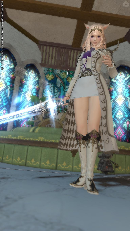 白の姫騎士
