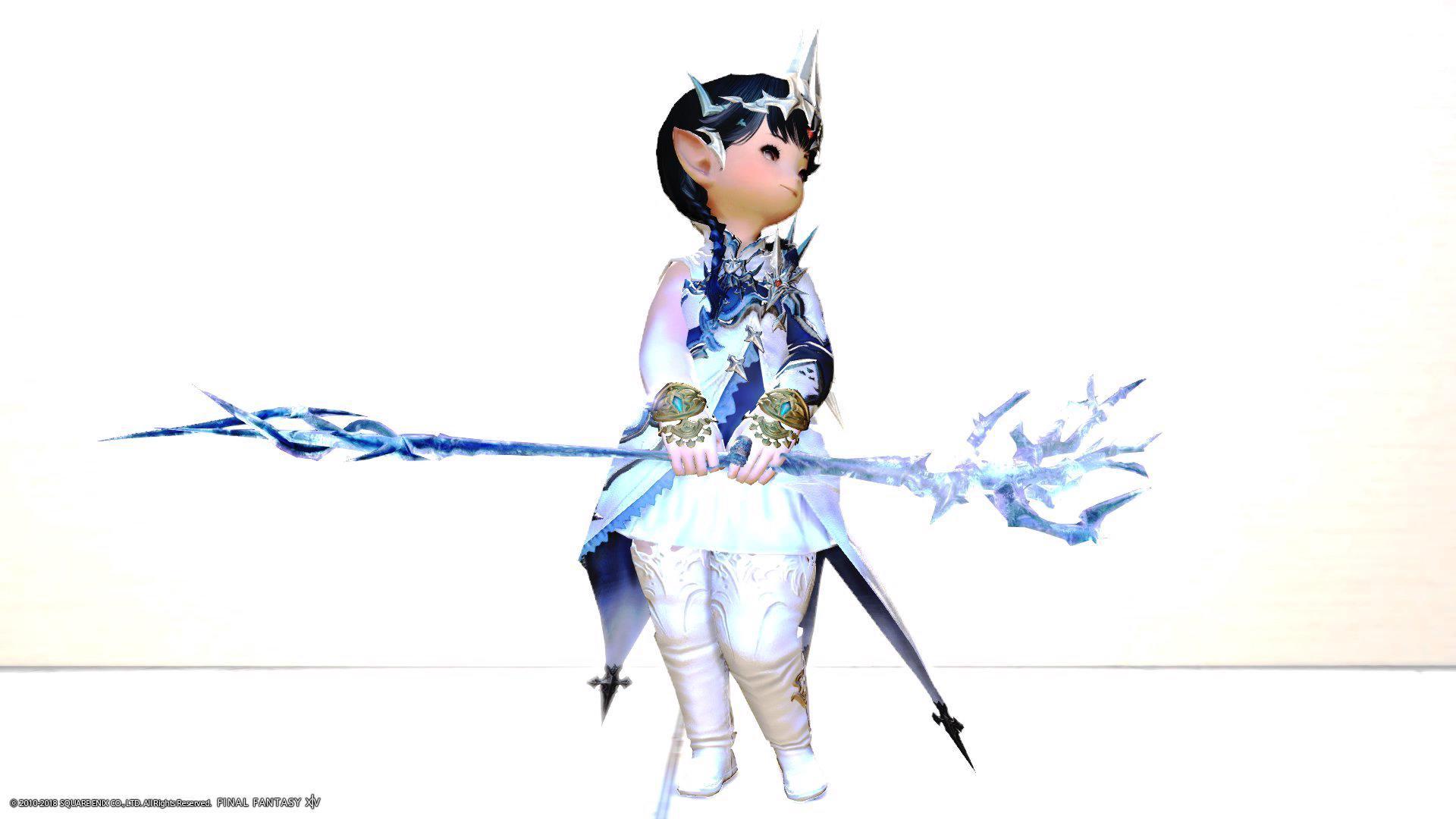 氷結の白魔道士