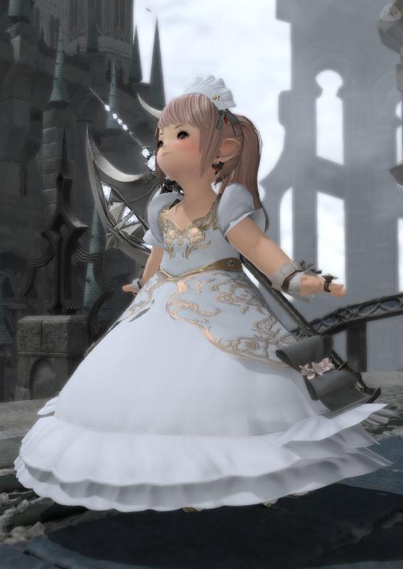 Battle Maid  Princess Ver.