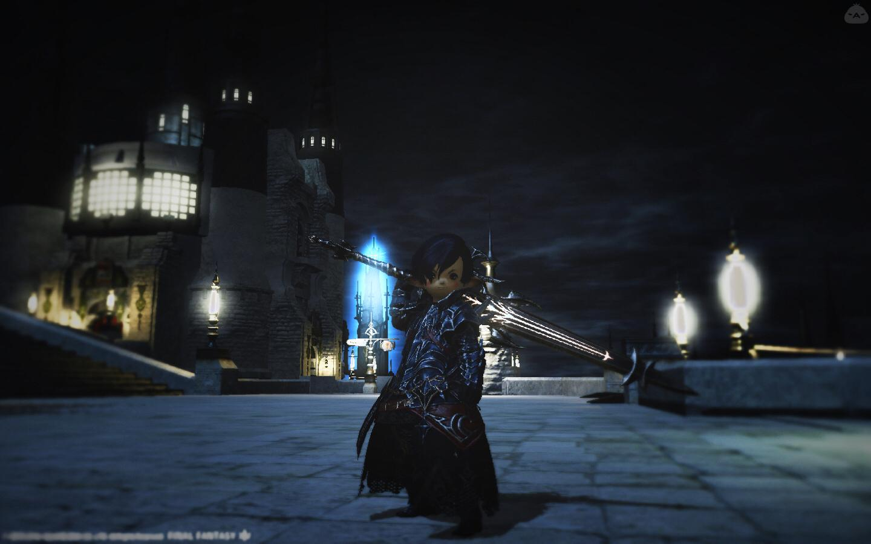 夜の餡濃く騎士