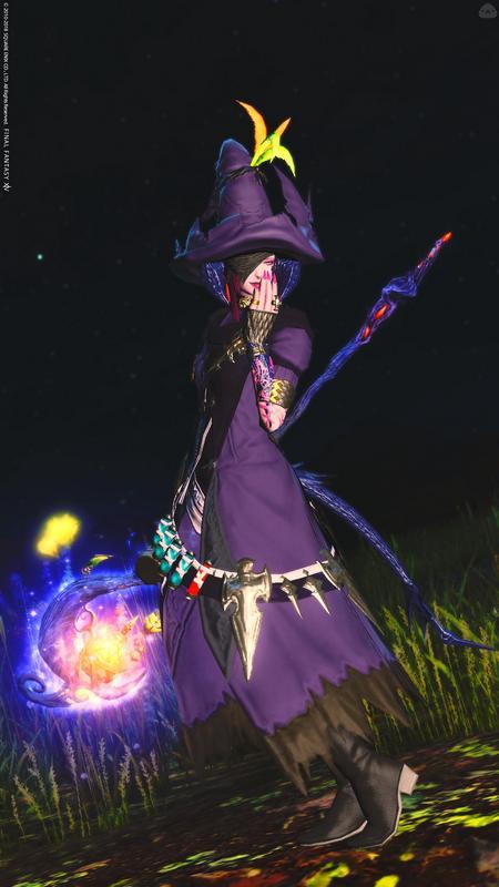 沼地の魔女