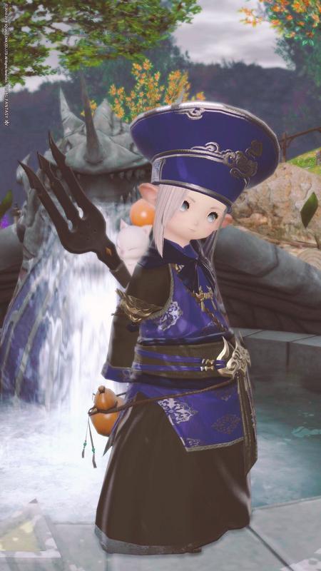 中華風竜騎士
