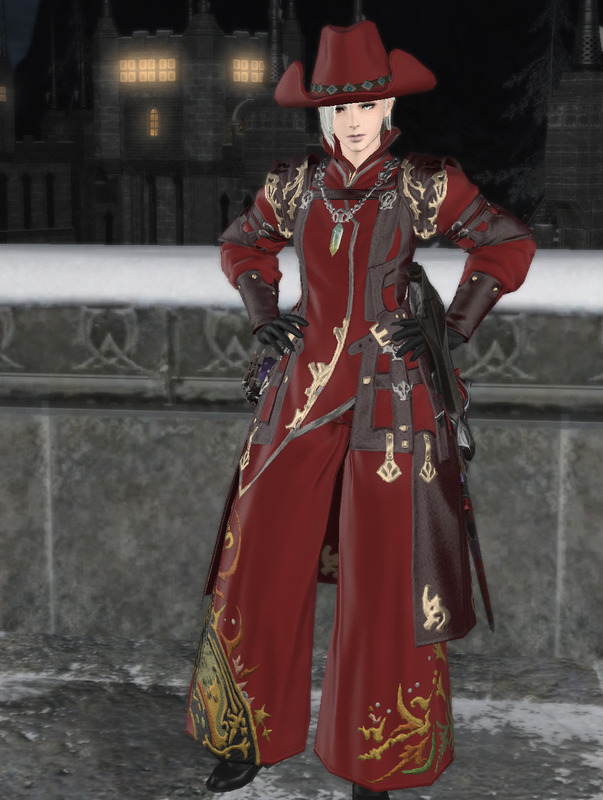 赤の魔道士 ~氷の視線、熱き琴線~