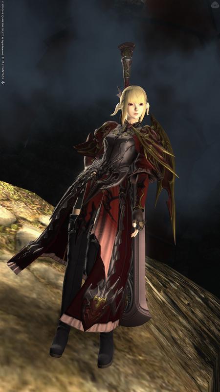 暗黒騎士(紅)
