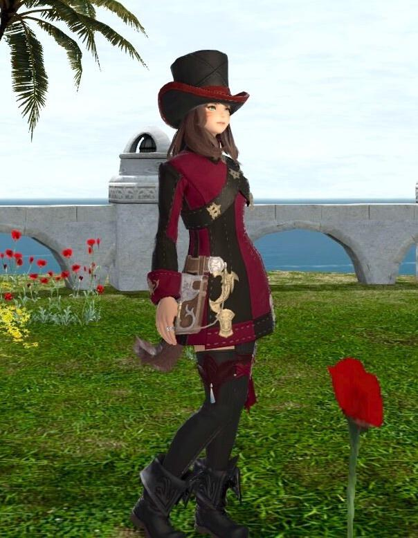 Red & Black MAGE