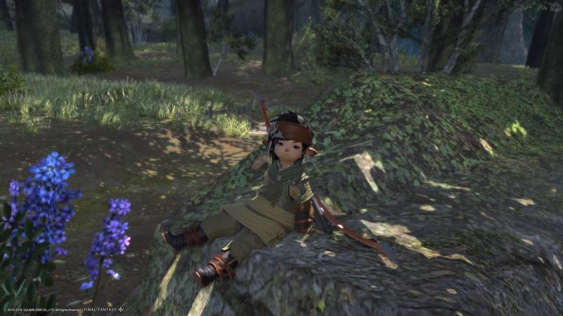 森の弓使い
