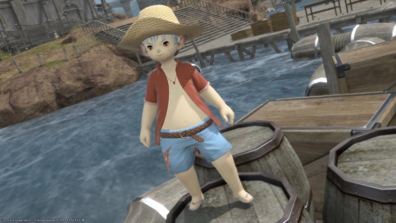 海賊王?のコスプレ