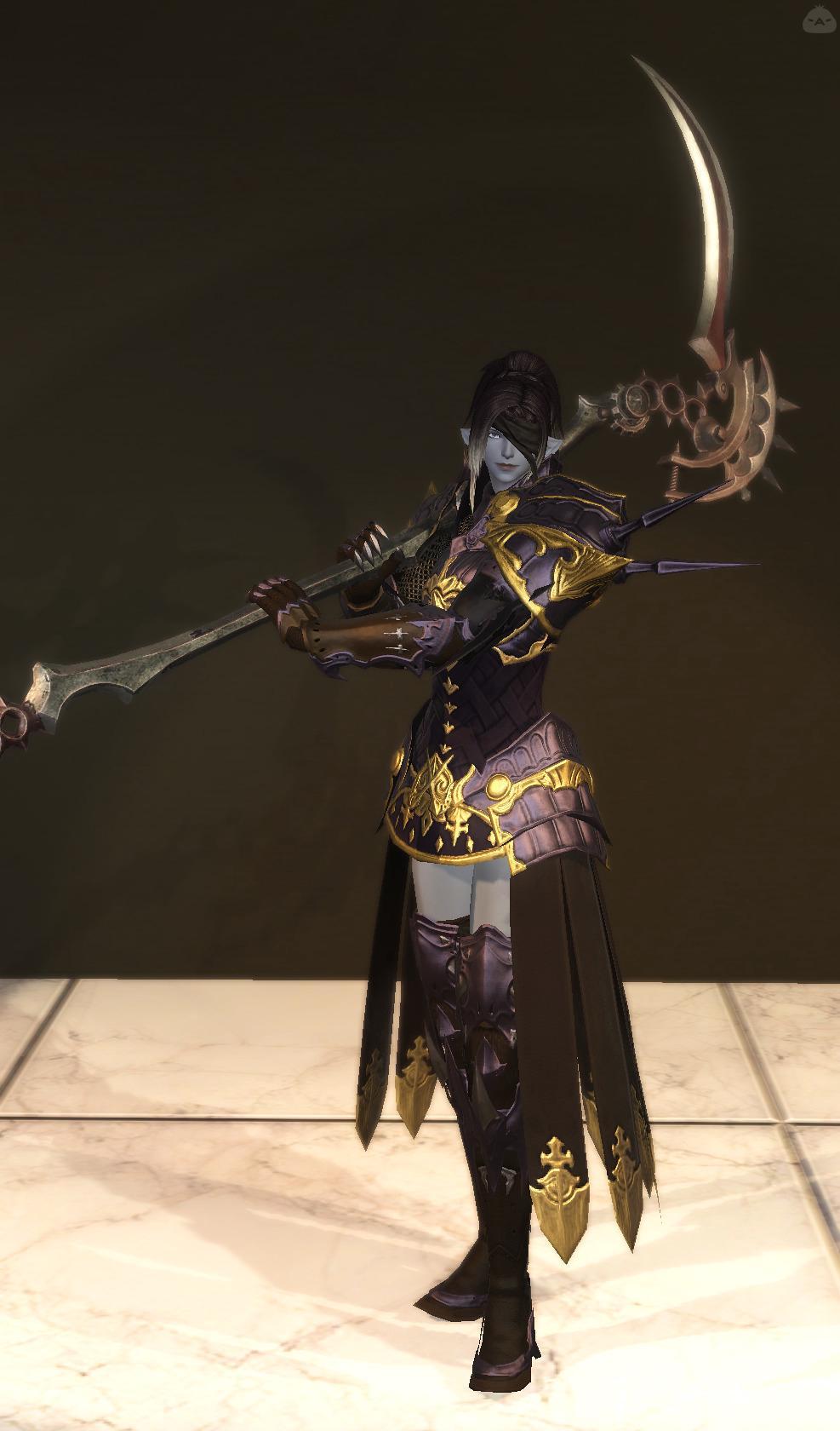 魂狩りの騎士