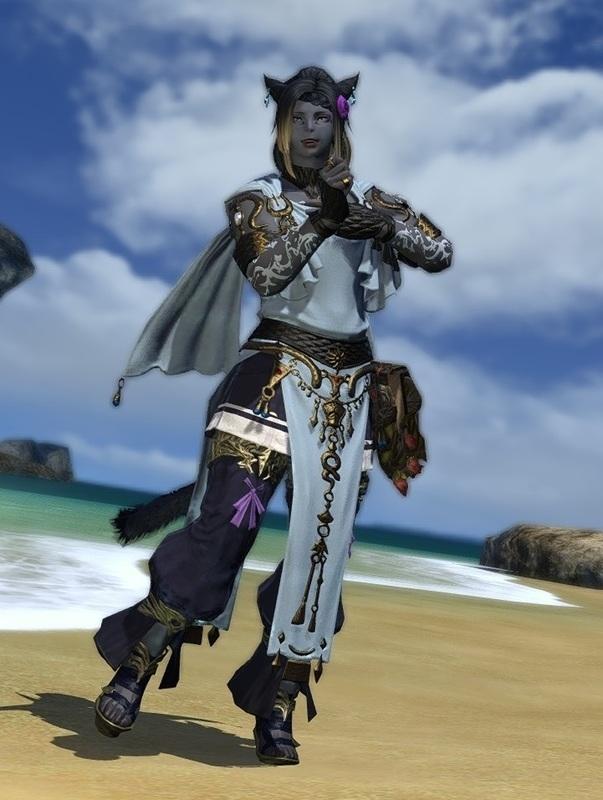 浜辺の踊り子