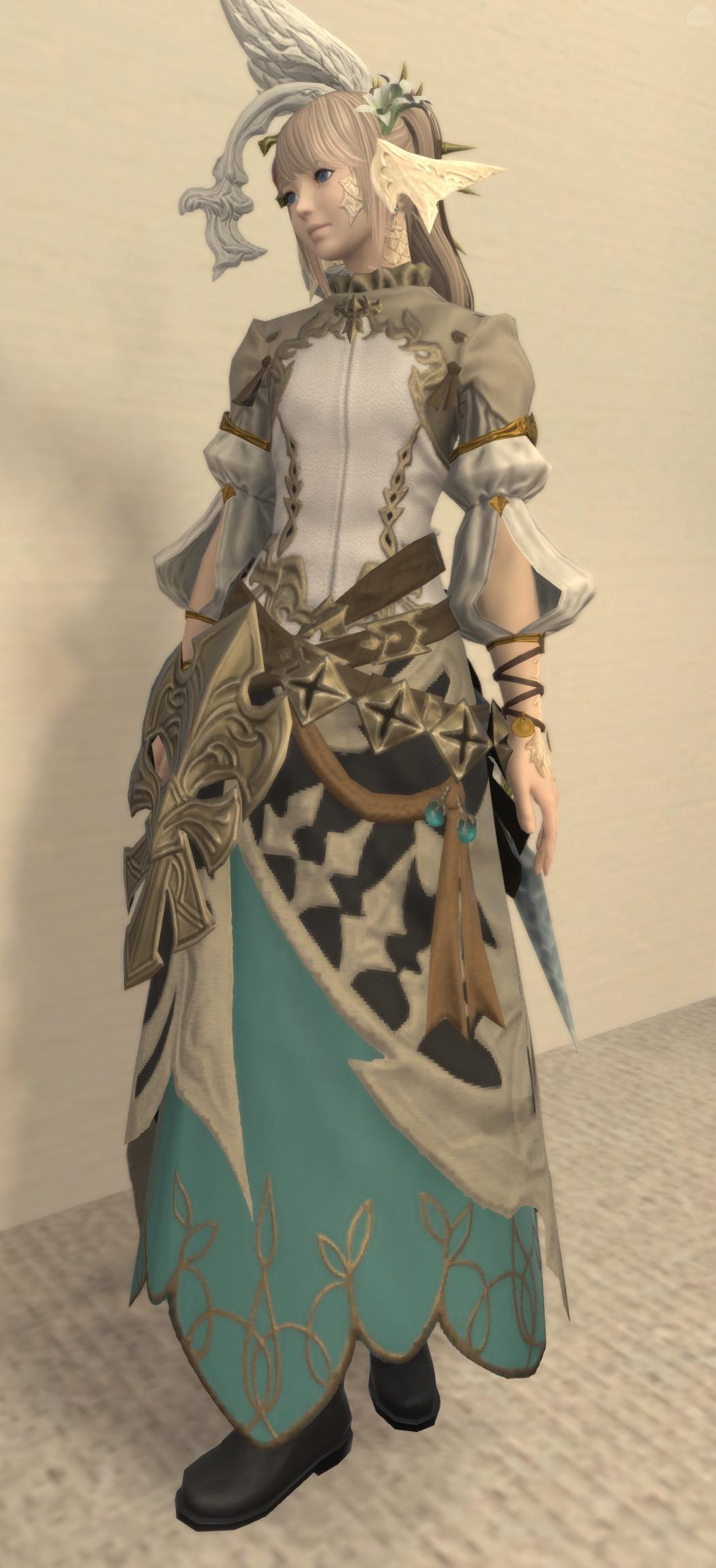 プリンセス・バトルドレス